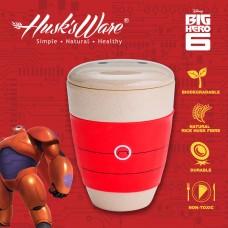 美國Husk'sWare稻殼大英雄天團造型水杯 紅