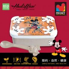 美國Husk'sWare稻殼迪士尼便當盒 經典米奇