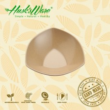 美國Husk'sWare稻殼餐具 食趣三角碗 中