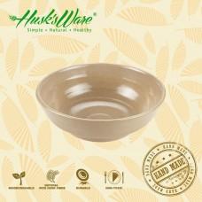 美國Husk'sWare稻殼餐具 手拉坏造型拉麵碗